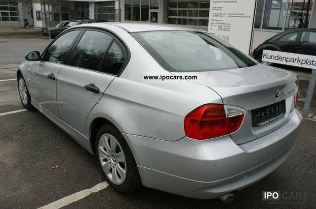 2005 bmw 320d dpf car photo and specs. Black Bedroom Furniture Sets. Home Design Ideas