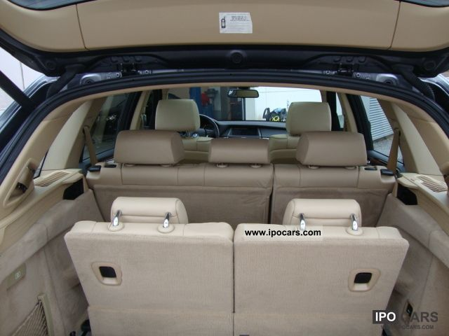 2007 Bmw X5 3 0 D 7 Seater Car Photo And Specs
