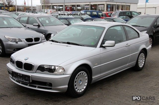 2000 bmw 318 ci 1 hand 68 tkm checkbook maintained car photo and specs. Black Bedroom Furniture Sets. Home Design Ideas