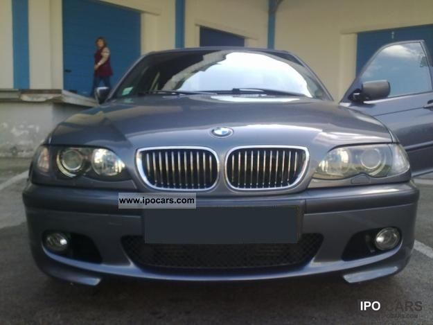 bmw 320 de 2002