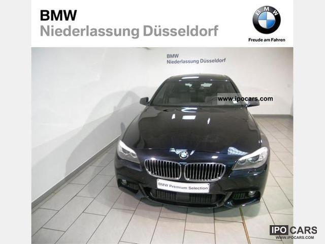 2011 BMW  525d Saloon M Sportpak.Head-up Displ.Aktivlen Limousine Employee's Car photo