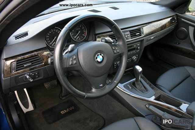 2009 BMW 328i Coupe Aut MLeather Package Xenon PDC  Car Photo