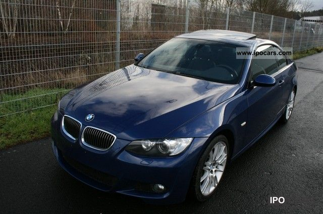 2009 BMW  328i Coupe Aut. M-Leather Package Xenon PDC Sports car/Coupe Used vehicle photo