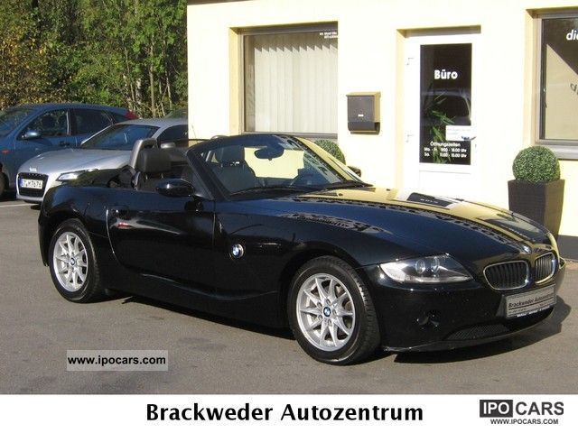 2005 BMW  Z4 roadster 2.5i, Full Service History * 1.Hand * Cabrio / roadster Used vehicle photo