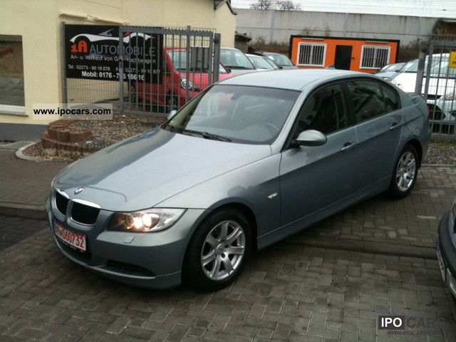 2006 BMW  * Automatic 320d DPF Klimaaut. Xenon PDC Sitzh. * Limousine Used vehicle photo