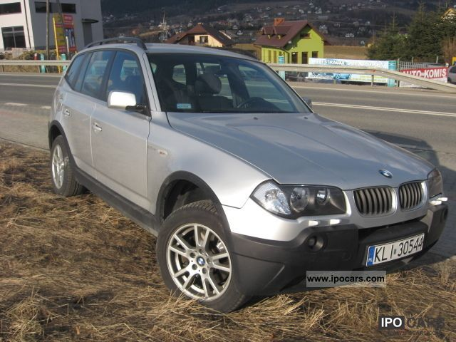 2004 BMW  X3 Off-road Vehicle/Pickup Truck Used vehicle photo