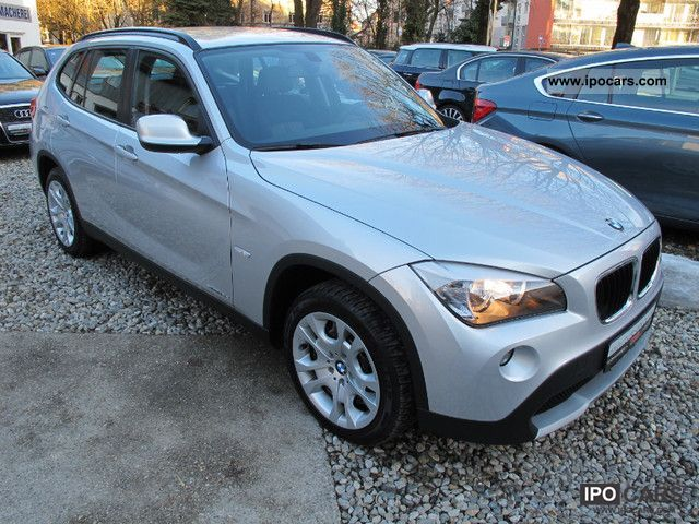 2011 BMW  X1 xDrive18d wheel climate control PDC Off-road Vehicle/Pickup Truck Used vehicle photo