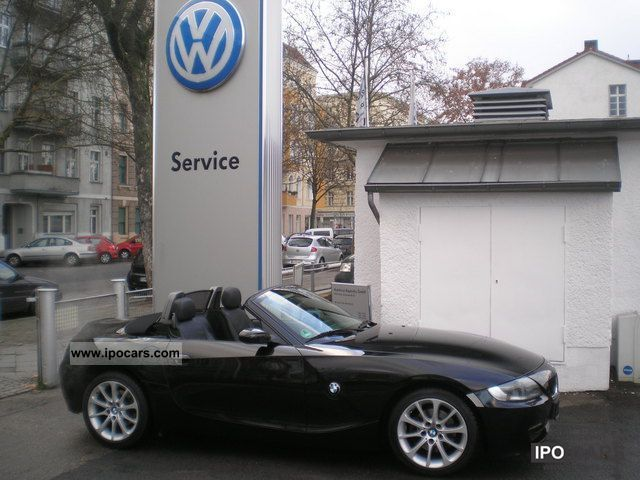 2006 BMW  Z4 ROADSTER LEATHER NAVI XENON Si 5.2 EL. ROOF Cabrio / roadster Used vehicle photo