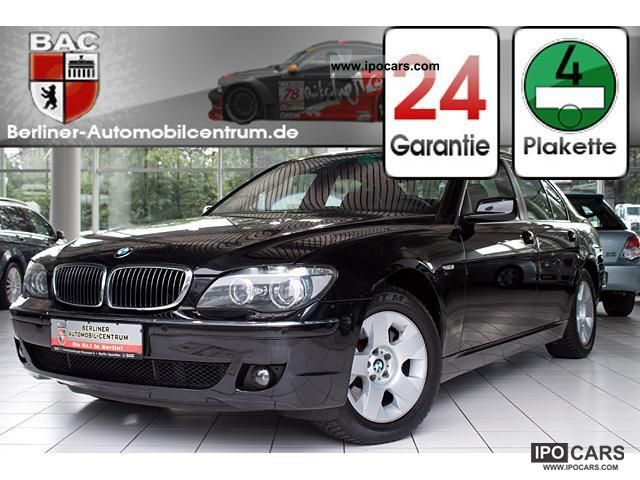 2006 BMW  730 d Netto19.286 * Full * DPF * GSD * Leather * Navigation * Prof. Limousine Used vehicle photo