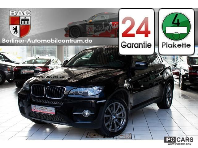 2009 BMW  X6 xDrive30d Netto41.975 * SPORT PACKAGE * Full * GS Other Used vehicle photo