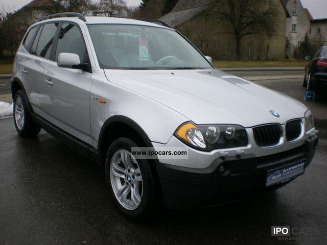 2004 BMW  X3 3.0i aut. Off-road Vehicle/Pickup Truck Used vehicle photo