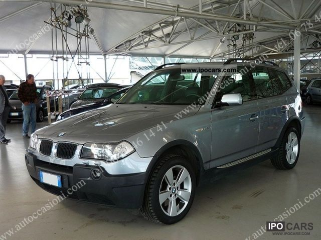 2006 BMW  X3 2.0i cat Eletta Other Used vehicle photo