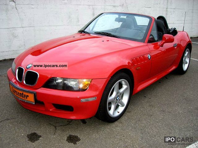 1999 BMW  Z3 roadster 1.8 Cabrio / roadster Used vehicle photo
