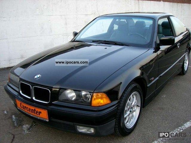 316i E36 Coupe 1996 Bmw 316i E36 Coupe / Air