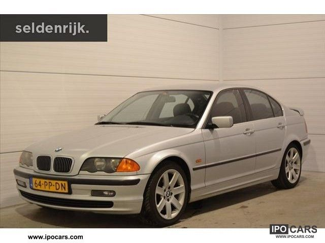 2000 BMW  330 330D SPORTPAKKET NAVI LEE Limousine Used vehicle photo