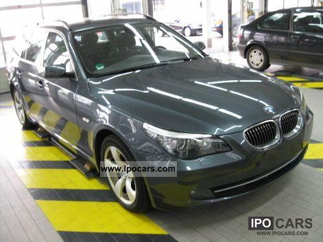 2008 BMW  525d Touring / Navi / Xenon / Panorama Estate Car Used vehicle photo