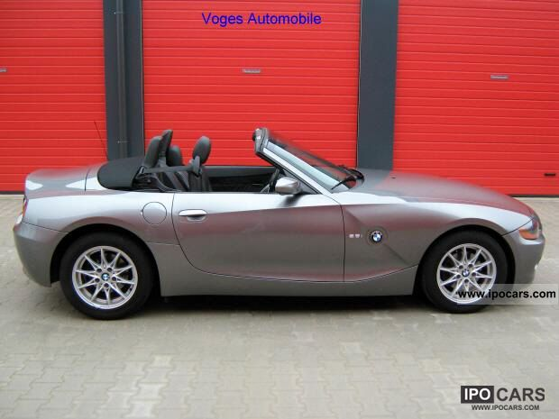 2003 BMW  Z4 2.5i Automatic --- from 1 Hand --- Cabrio / roadster Used vehicle photo