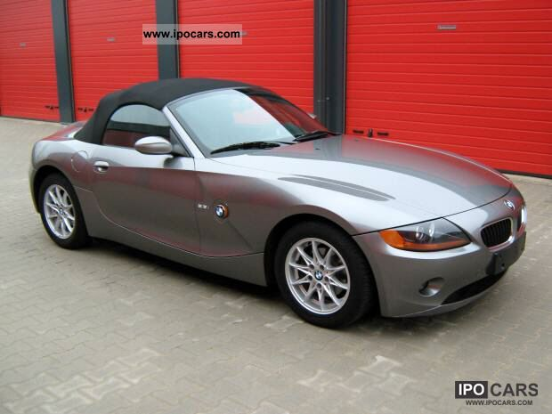 2003 bmw z4 automatic from 1 hand car photo. Black Bedroom Furniture Sets. Home Design Ideas