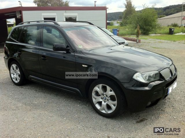 2007 bmw x3 aut m paket panoramadach car photo and. Black Bedroom Furniture Sets. Home Design Ideas