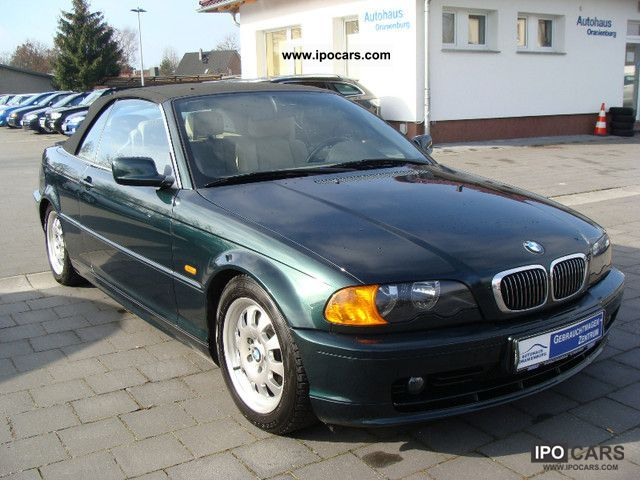 2001 bmw 320 ci car photo and specs. Black Bedroom Furniture Sets. Home Design Ideas