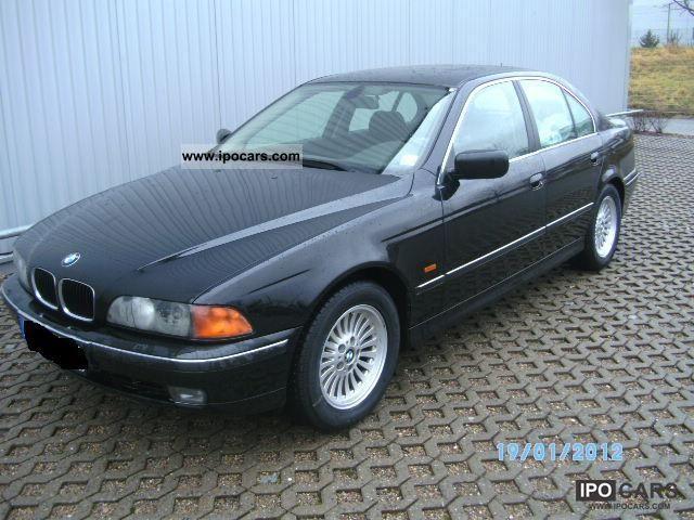1999 BMW  523i Automatic Model 2000 + 1Hand original clean! Limousine Used vehicle photo