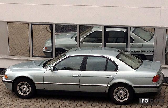1999 BMW  730d Limousine Used vehicle photo
