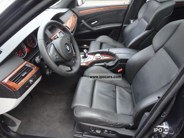 2006 Bmw M5 Ventilated Seats Soft Close Panorama