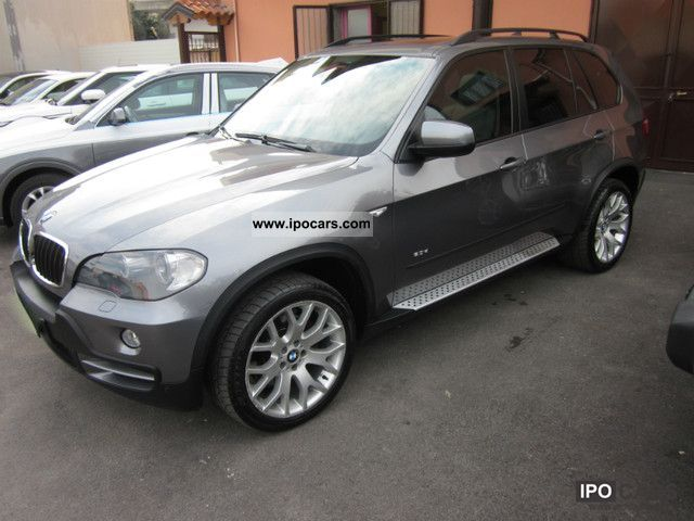 2007 BMW X5 3.0d SPORT PACKAGE * 3 * TV * DVD * 7 SEATER * FULL ...