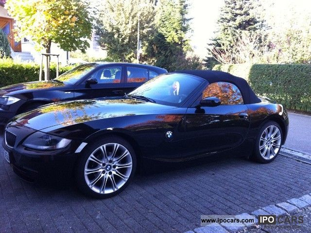 2007 Bmw Z4 2 5i Roadster Car Photo And Specs