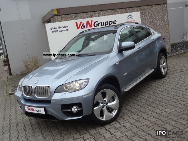 BMW  X6 rear camera, head up, comfort seats 2010 Hybrid Cars photo