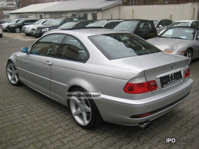 2004 bmw 320 cd ac schnitzer 39 tkm leather navi glass roof car photo and specs. Black Bedroom Furniture Sets. Home Design Ideas