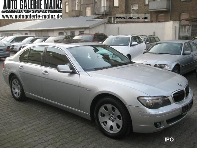 2005 BMW  730d SoftCl. ~ ~ NaviProf glass roof ~ AdaptiveDr. ~ Hi Limousine Used vehicle photo