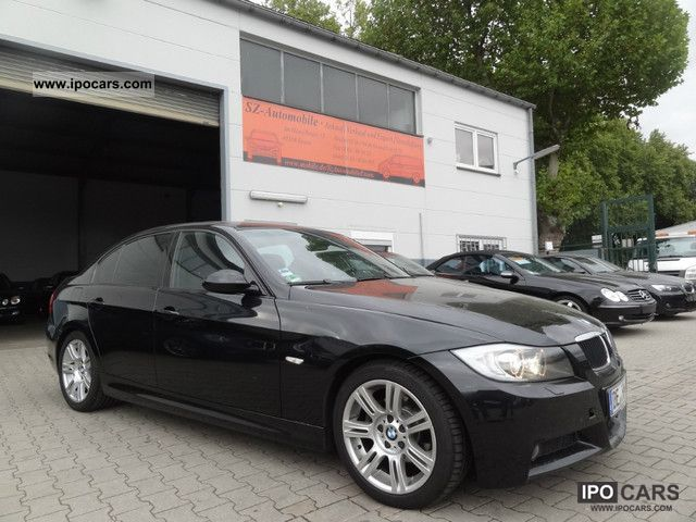2006 bmw 320d m sport package dpf xenon leather car photo and specs. Black Bedroom Furniture Sets. Home Design Ideas