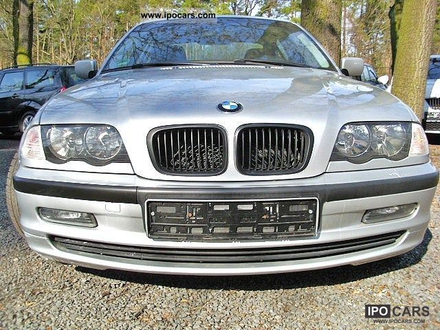 1998 bmw e46 320i klimaautom teilleder pdc car photo and specs. Black Bedroom Furniture Sets. Home Design Ideas