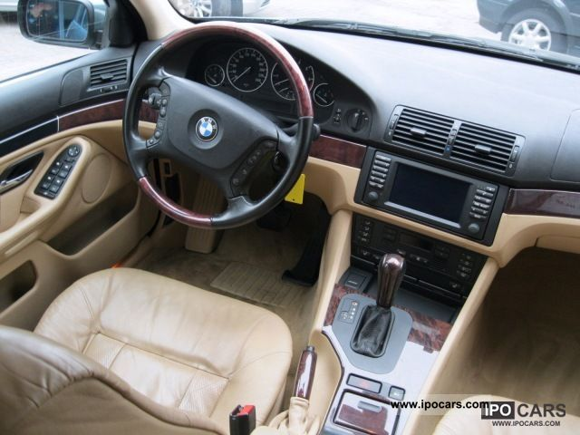 2003 BMW 525I TOURING automaat  FULL OPTIONS  Car Photo and Specs