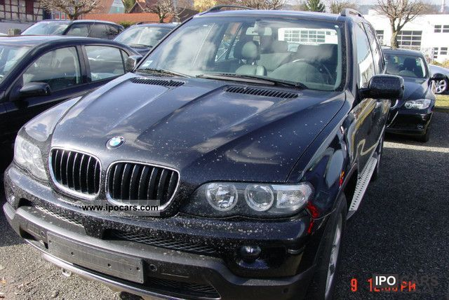 2004 BMW  X5 3.0 D (Navi Leather PDC) Off-road Vehicle/Pickup Truck Used vehicle photo