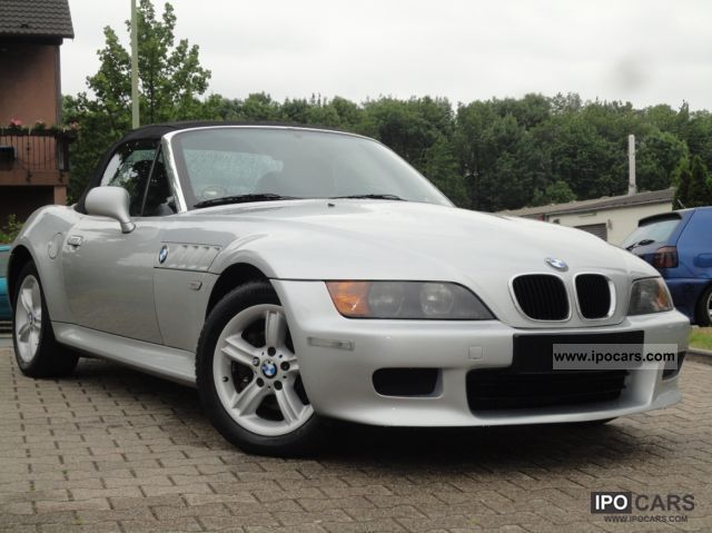 2000 Bmw Z3 2 0 Roadster M Sport Package Leather Au Car Photo And Specs