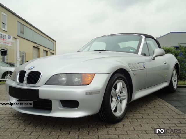 2000 Bmw Z3 2 0 Roadster M Sport Package Leather Au