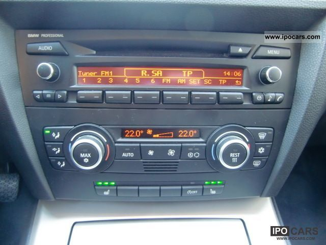 2009 Bmw 318d Dpf Face Lift Automatic Climate Control