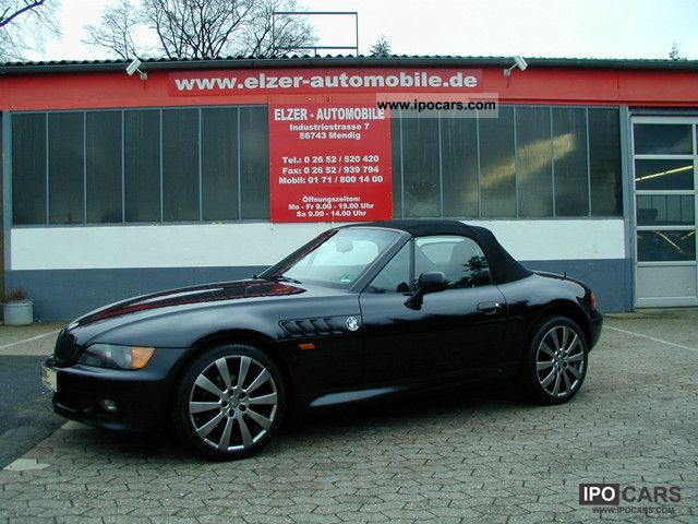 1998 BMW  Z3 Roadster 1.8 Cabrio / roadster Used vehicle photo