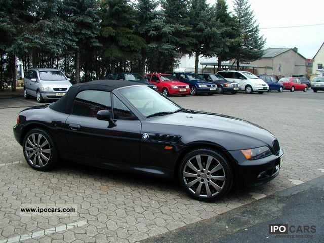 1998 bmw z3 roadster 1 8 car photo and specs. Black Bedroom Furniture Sets. Home Design Ideas