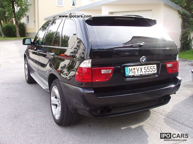 2004 Bmw X5 3 0 D Car Photo And Specs