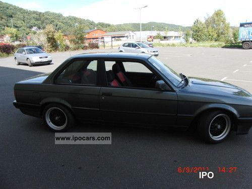 1989 BMW  316i Sports car/Coupe Used vehicle photo