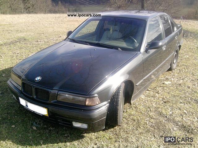1993 BMW  320i Limousine Used vehicle photo