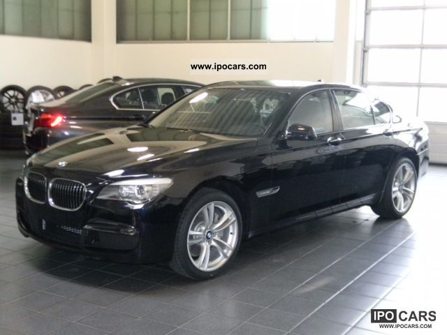 2012 BMW  730d M Sport Package, 36M-L, L-R.EUR 777.00,-incl. Limousine Used vehicle photo