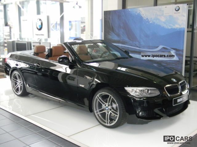 2012 BMW  318i Convertible M-package, L-rate € 249, 10,000 km per annum Cabrio / roadster Used vehicle photo