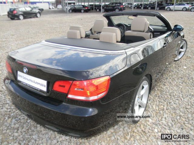 2007 bmw 325i convertible leather navi xenon aluminum. Black Bedroom Furniture Sets. Home Design Ideas