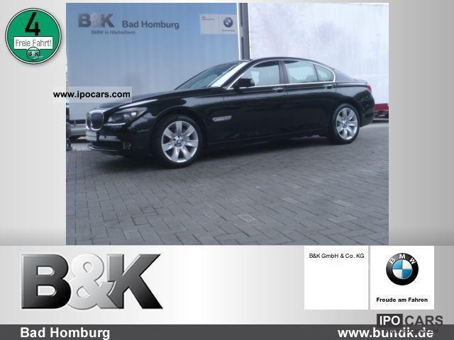 2011 BMW  730dA HUD camera, Lenkr.hzg, leasing 666, - 0 Limousine Used vehicle photo