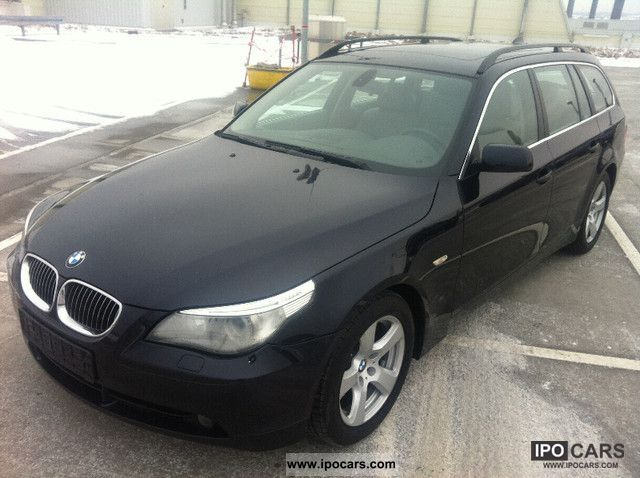 2007 BMW  525d Touring Aut.NAVI * LEATHER * XENON-PROF * PDC * Estate Car Used vehicle photo