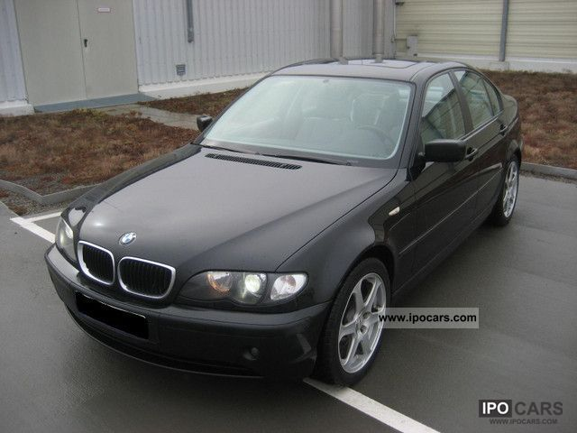2004 bmw 320d auto bi xenon klimaautom shd pdc sitzheiz car photo and specs. Black Bedroom Furniture Sets. Home Design Ideas